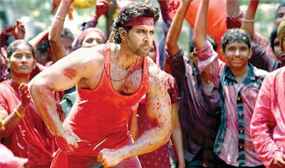 Agneepath is a Bollywood Action film starring Hrithik Roshan, Sanjay Dutt and Priyanka Chopra