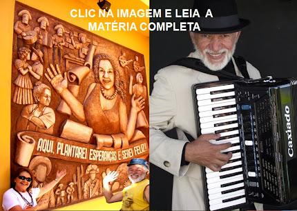 O BNC PRESTA HOMENAGEM AO TÃO MERECIDO ARTISTA PLÁSTICO PERNAMBUCANO TITA CAXIADO