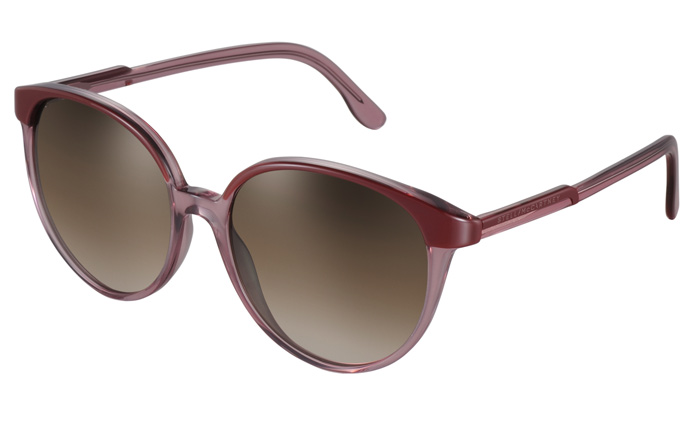 Stella McCartney SS2012: eco-friendly eyewear: SM4029 sunglasses