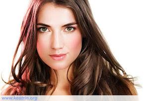 tips mendapatkan model rambut bergelombang