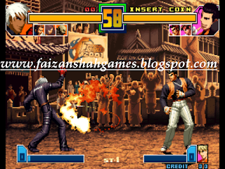 King of fighters 2001 online play