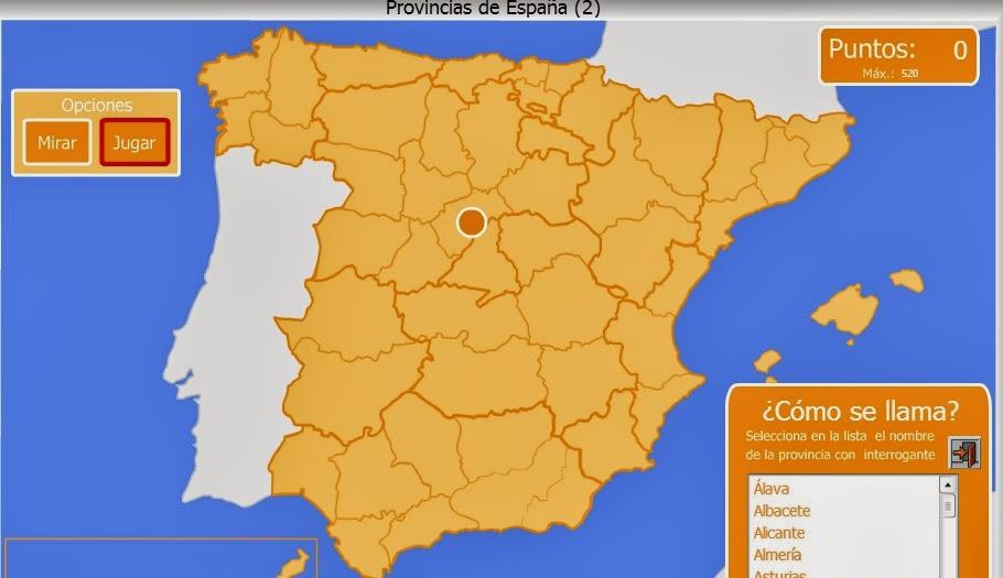 Practica geografía