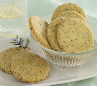Parmesan and Rosemary Thins Recipe