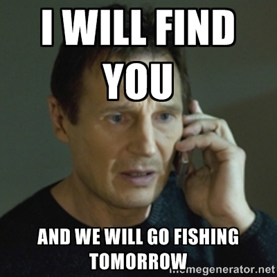 Fish tales fishing memes for Best time to fish tomorrow