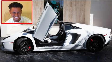Dailybuzz Ch Pauly D Buys Dan Bilzerian Lamborghini