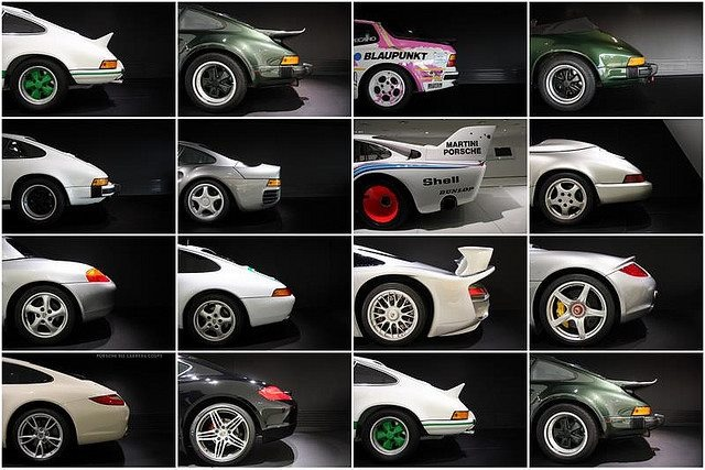 One Hot Lap Quiz No 3 Name All Of These Porsche Models