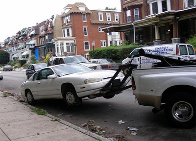 Example map displaying the proximity of State Farm agents