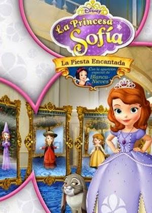 La Princesa Sofia 4: La fiesta encantada (2014)