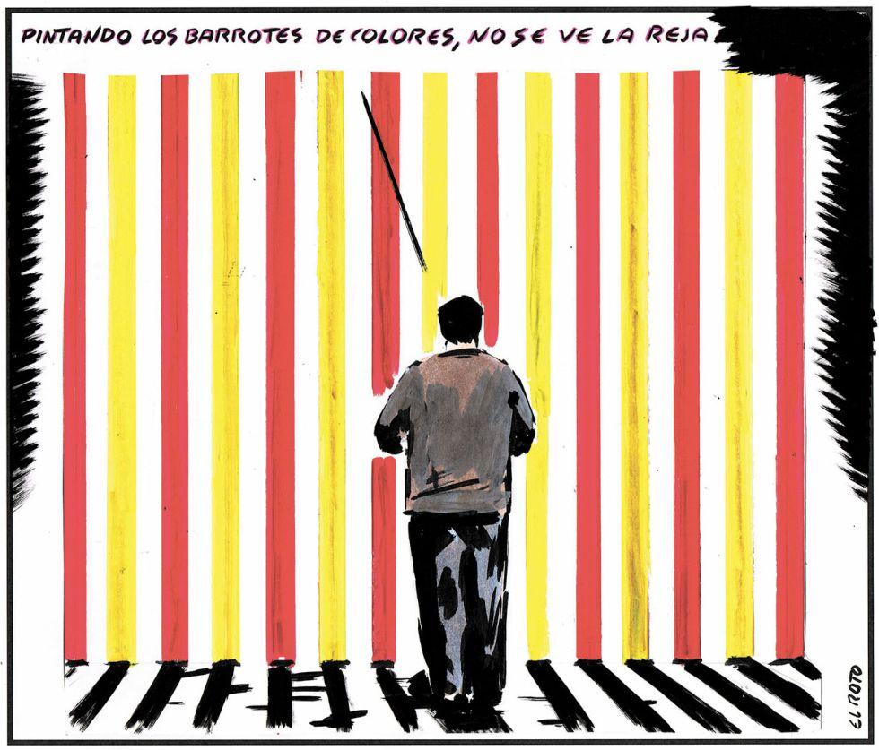 • 'DISSIDENTS'. El precio de la discrepancia en la Cataluña nacionalista. Roto