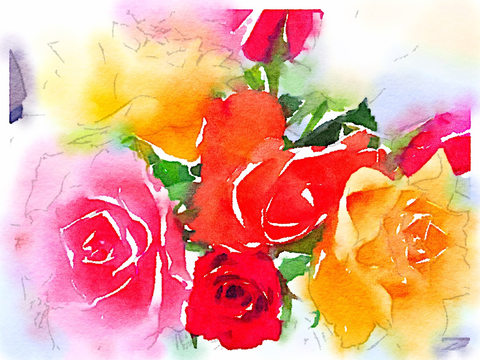 waterlogue, beautiful, favorite app, love