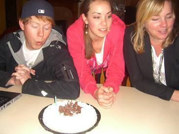 Chad and Bart's Birthdays
