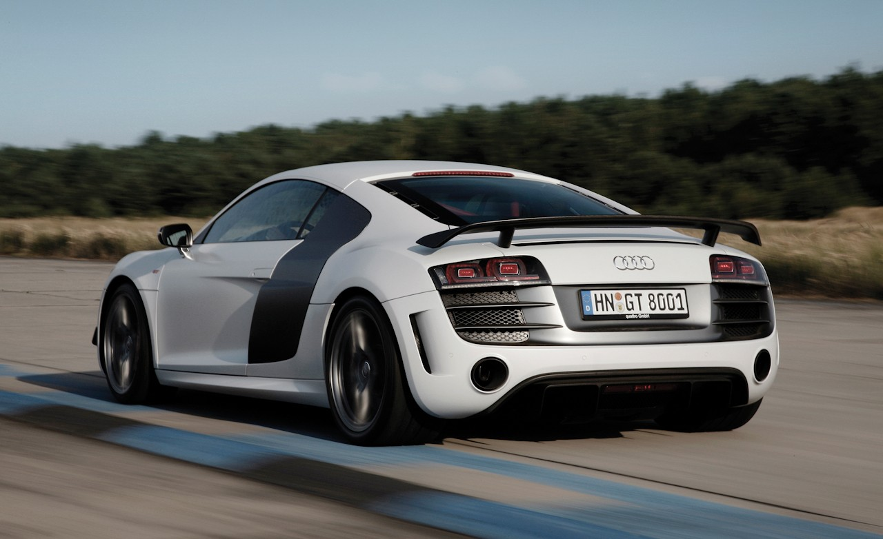 Exceptional 2016 Audi R8 Sports Car