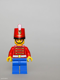 a-ten-hut... lego toy soldier