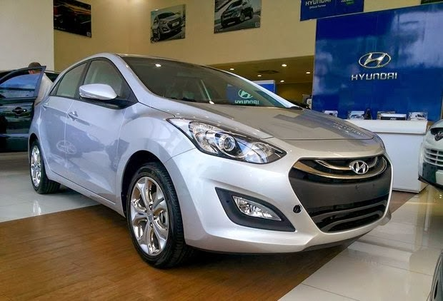 Fotos Novo Hyundai i30 2014