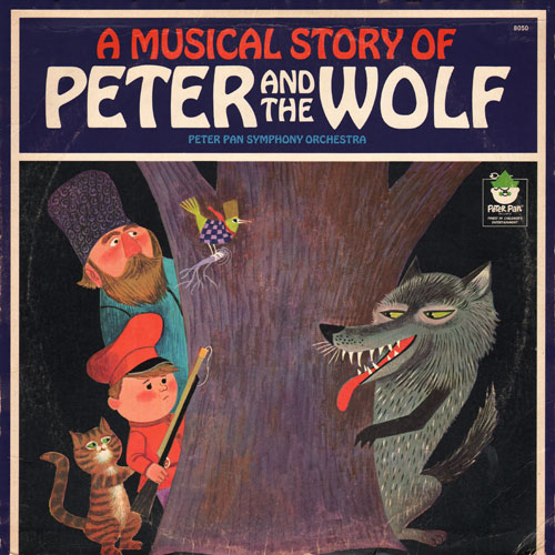 Sergei Prokofiev's Peter and the Wolf | ArtAct