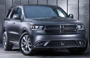 2014 Dodge Durango Gets 3 Row Sitting