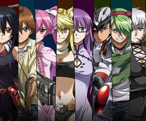 Wallpaper anime Akame Ga Kill