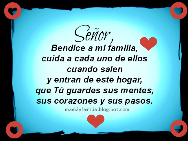 Señor mi Dios, Bendice a mi familia - Mamá y Familia