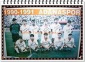 1990 1991 takım kadrosu.