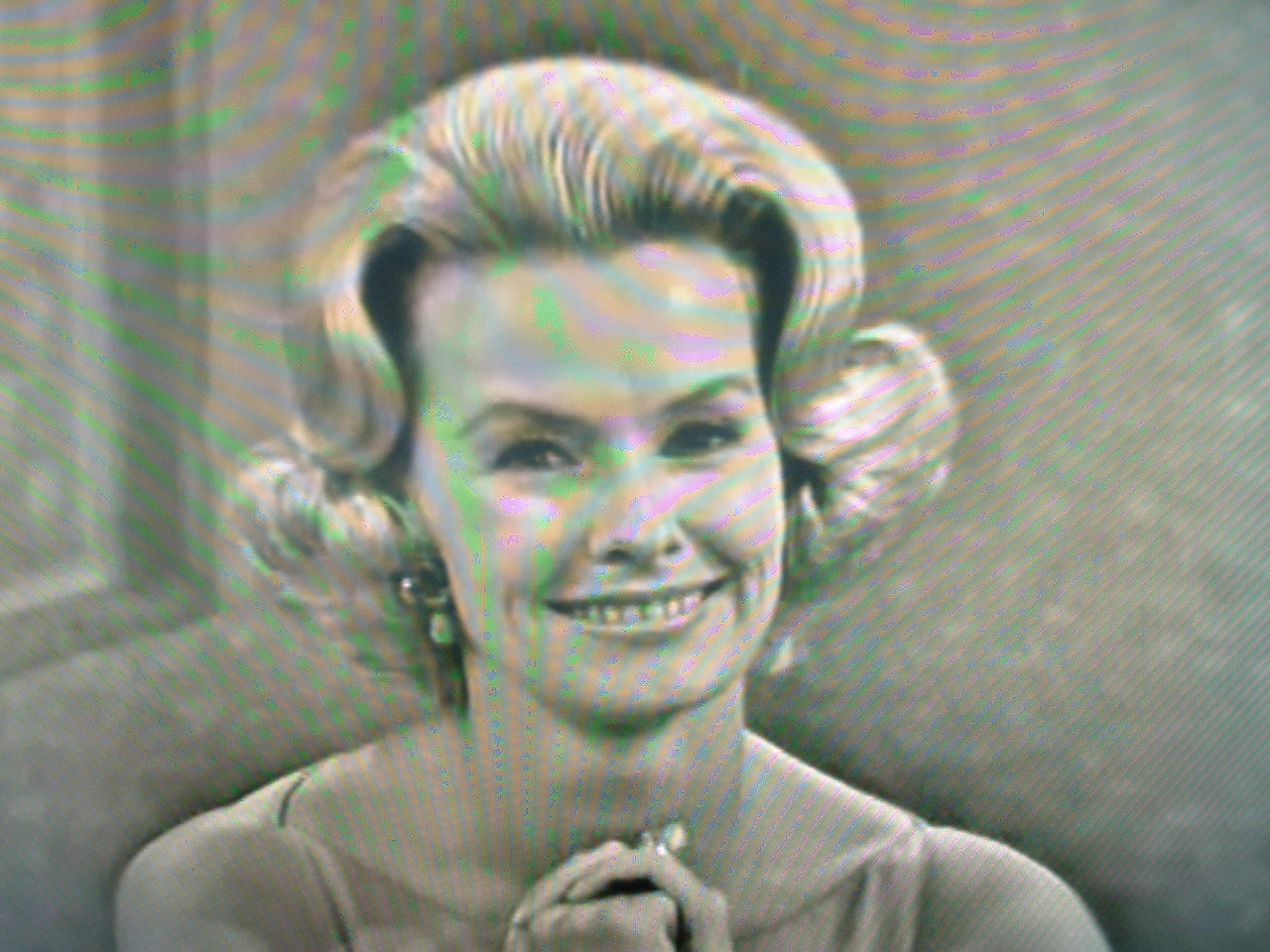 Jan crouch without wig jan crouch without her wig jan crouch goddess - Dina Merrill