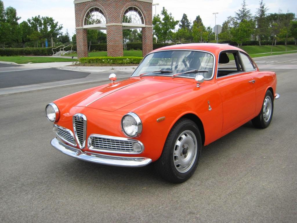 beautiful 1965 alfa romeo giulietta sprint auto restorationice. Black Bedroom Furniture Sets. Home Design Ideas