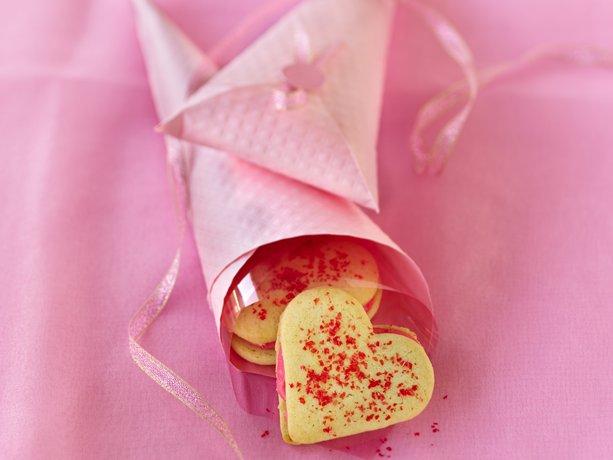 Betty Crocker Heart Sandwich Cookies