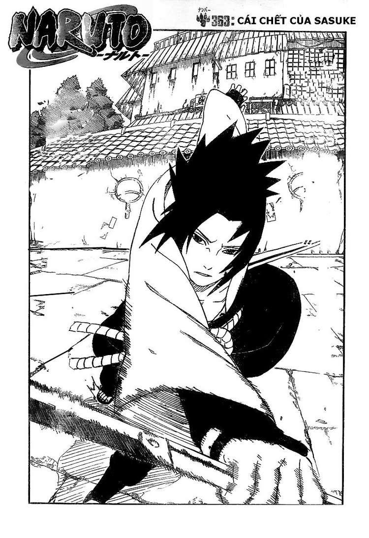 Naruto - Chapter 363 - Pic 1