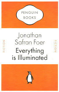 everything is illuminated novel vs book Speaking & signing his new novel  everything is illuminated and extremely  loud and incredibly close, and his powerful nonfiction book,.