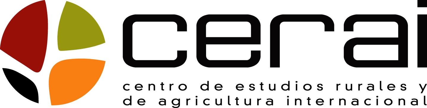 Resultado de imagen de Centro de Estudios Rurales y de Agricultura Internacional - CERAI