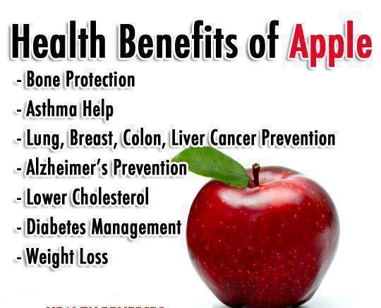 Secret Beauty: An apple a day keeps the doctor away