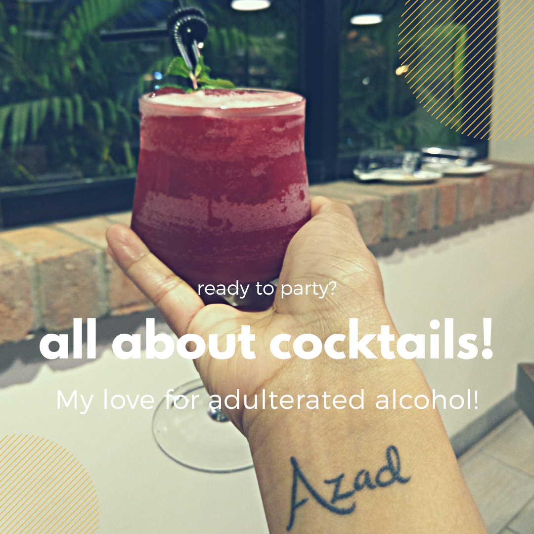 All About Cocktails!