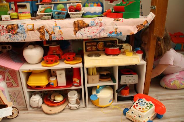 dinette vintage jouet