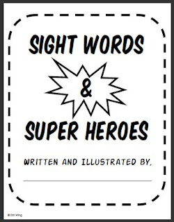 Super packet Freebies: Word Sight worksheet  Classroom word sight Practice