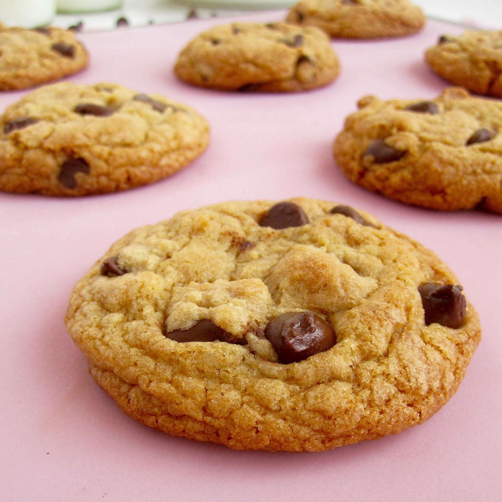 VIDEO} THE BEST Small-Batch Chocolate Chip Cookies (Yield: 8 ...