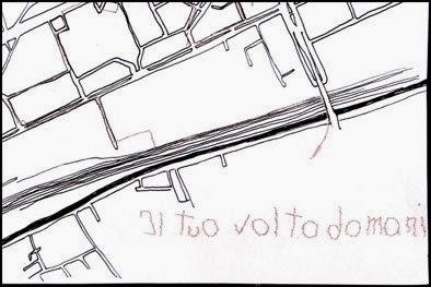 progetti di arte pubblica a Milano: il tuo volto domani di Valentina Medda