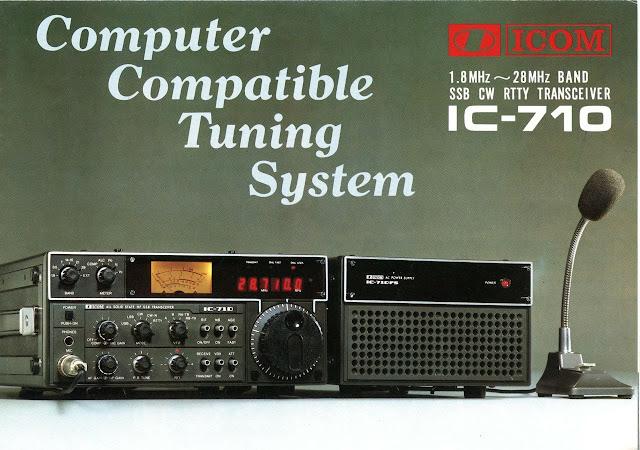 Icom IC-710
