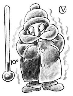 persona temblando de frio, temperatura corporal baja, por qué temblamos cuando tenemos frio