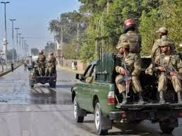 Security of Islamabad in the Hands of Pak Army for 3 Months