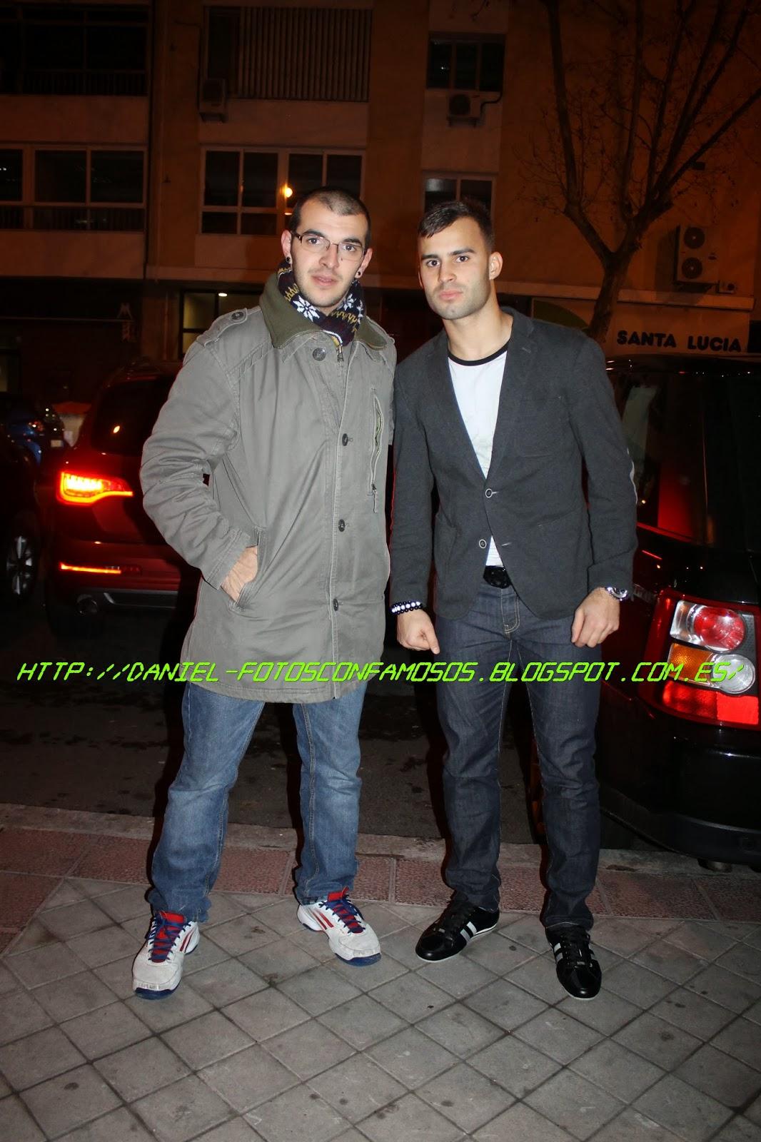 ¿Cuánto mide Jesé Rodríguez? - Real height Jesse+Rodriguez