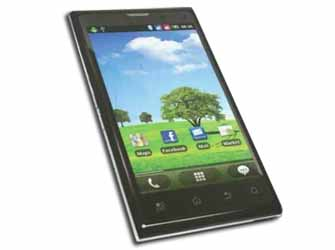 HP Cross Andromeda A7 Android