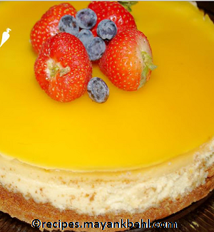 mango-cheese-cake-recipe