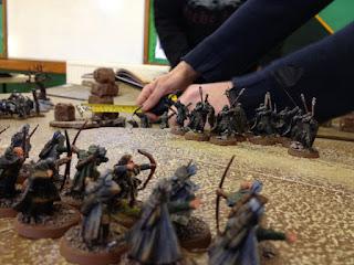 The Hobbit SBG - Drar shoots