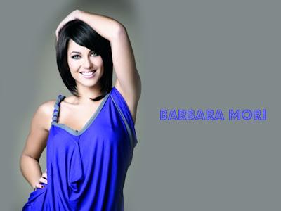 Barbara Mori hot photo