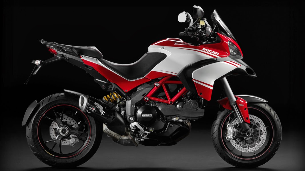Ducati Multistrada 1200 - 29,888 USD