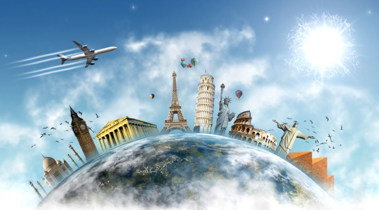 World Travel Cool Wallpapers