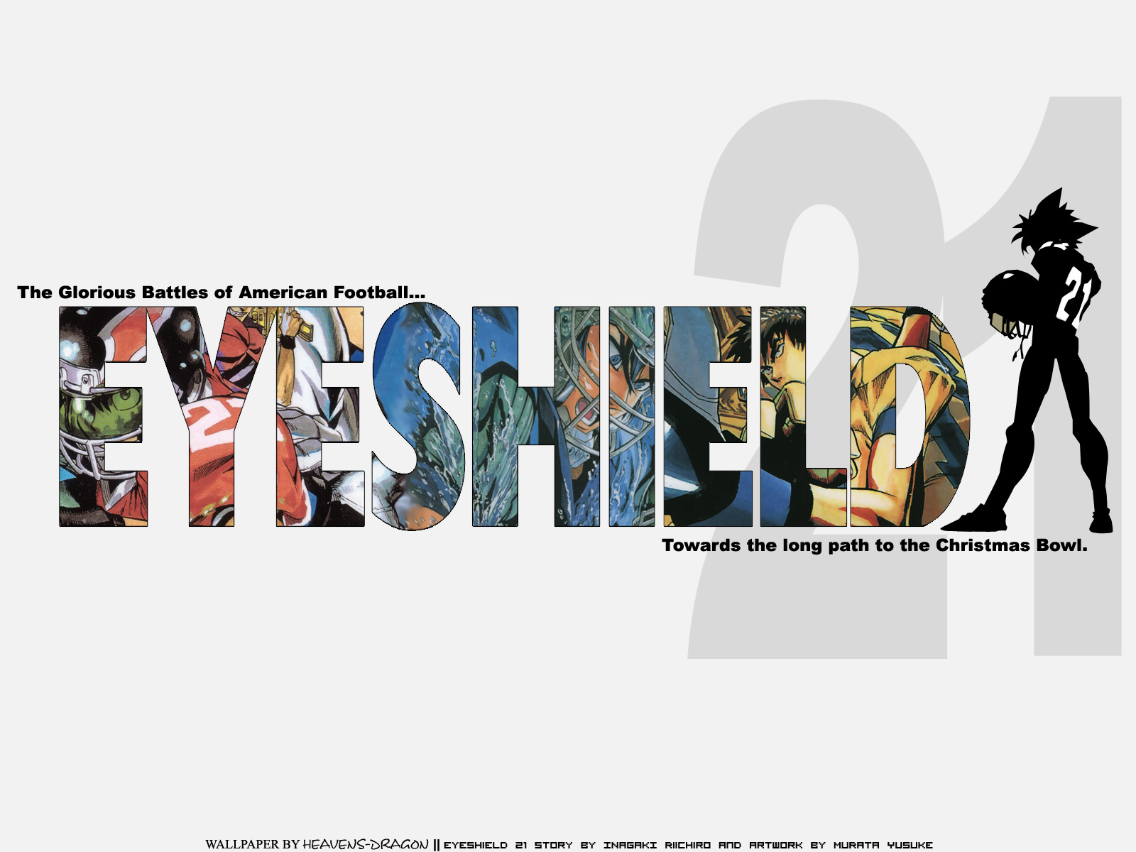 Eyeshield 21 Logo