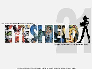 Eyeshield 21 Wallpaper