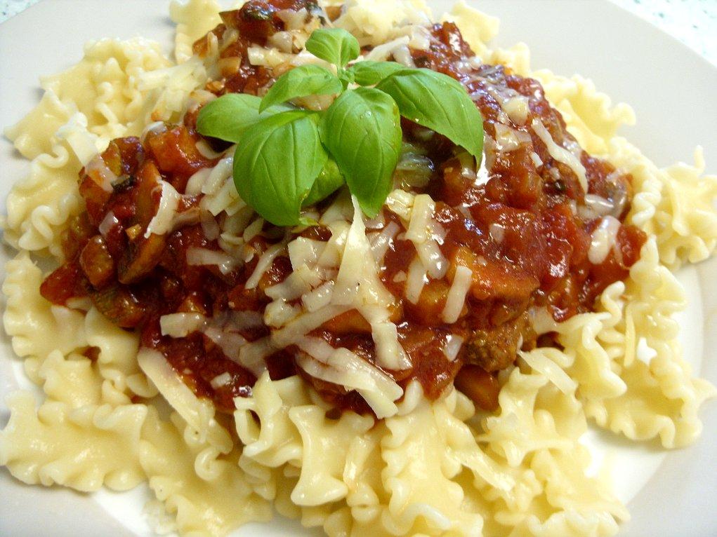 "... Chipotle meatballs in rich tomato sauce - definitely ""spicy meatballs"