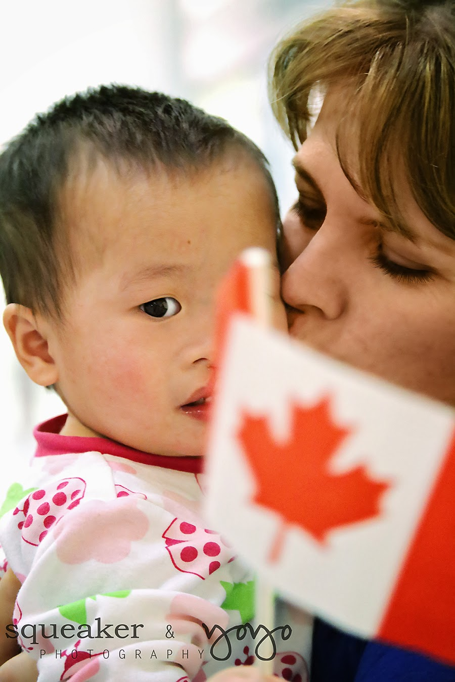 Toronto Ontario Adoption Photography China