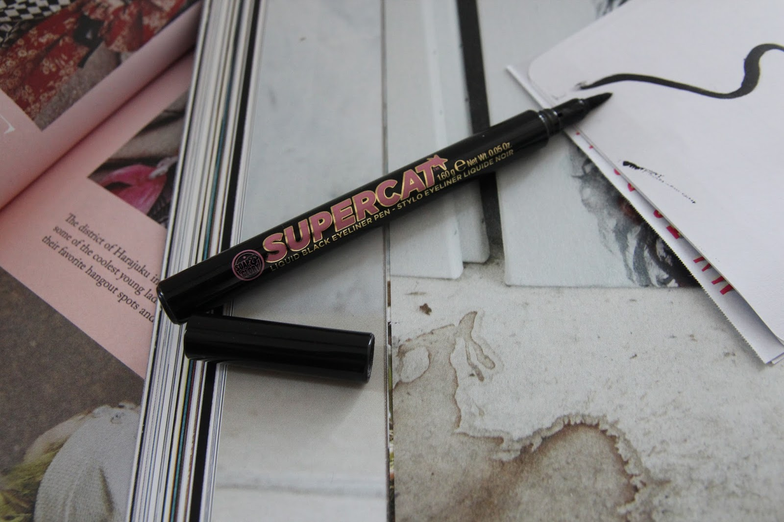 Soap and Glory Supercat Eyeliner